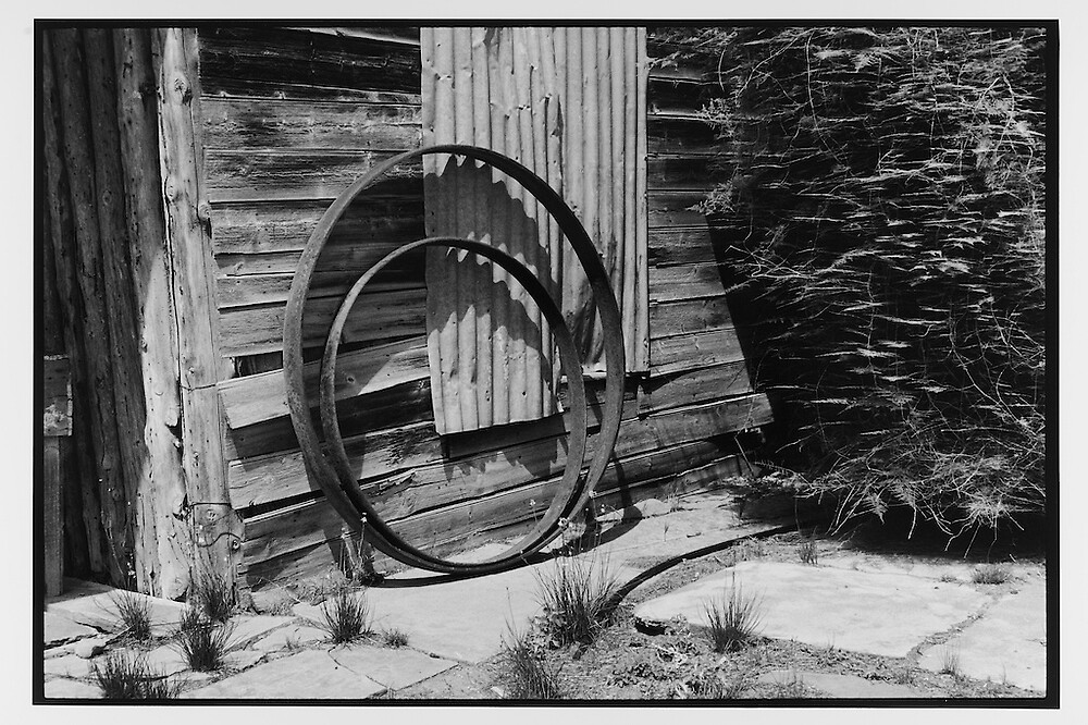 Circles in Steel by Brian Murray