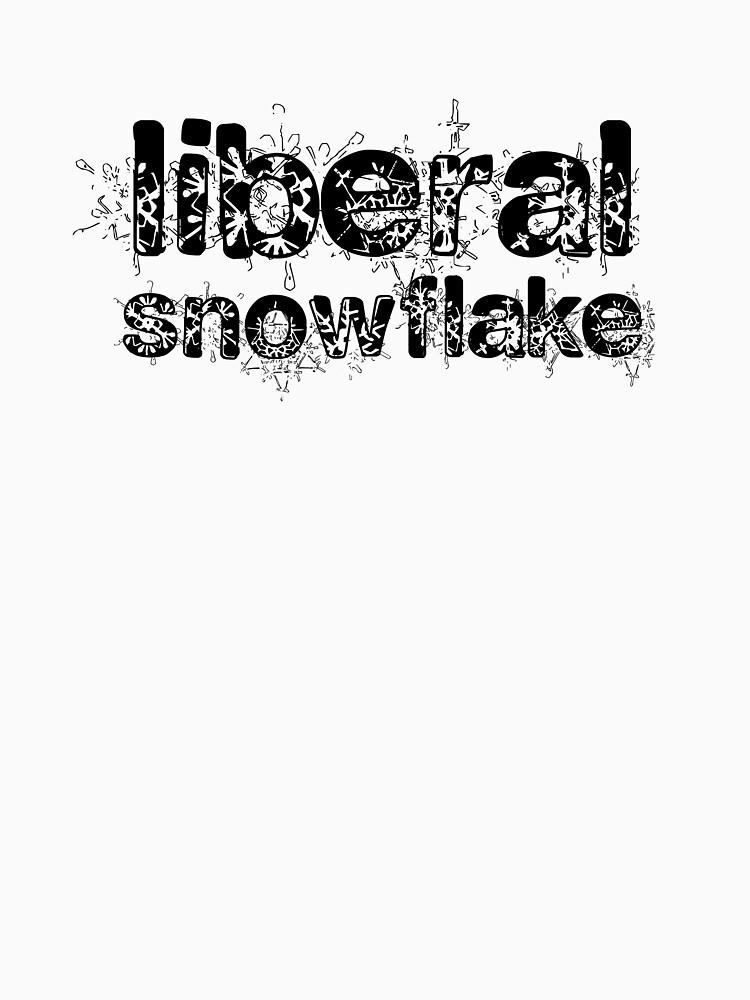 liberal snowflake by emimarie