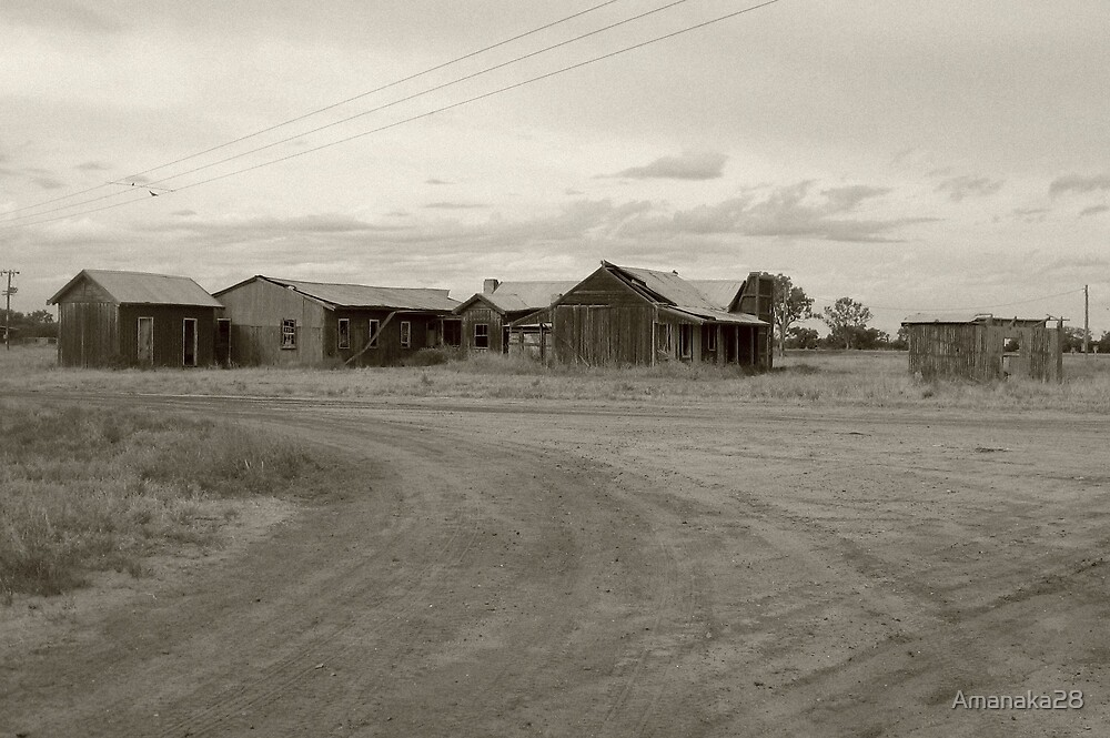 Shearing Shed by Amanaka28