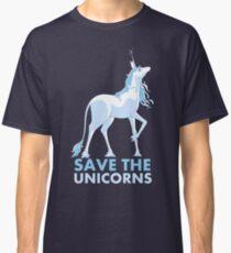 Save the Unicorns Classic T-Shirt