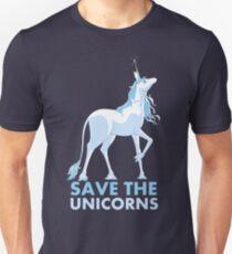 Save the Unicorns Unisex T-Shirt