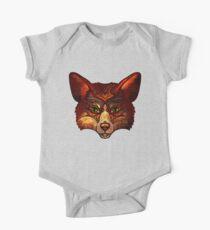 The Fox Baby Body Kurzarm