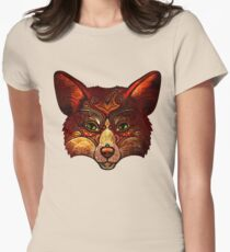 The Fox Womens Fitted T-Shirt