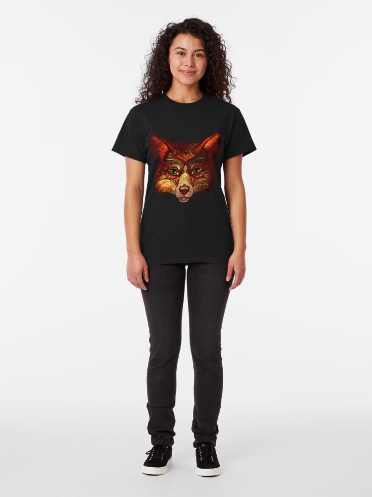 Alternative Ansicht von The Fox Classic T-Shirt