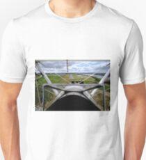 Boeing PT-13B Kaydet landing at Ottawa Airport, Canada Unisex T-Shirt