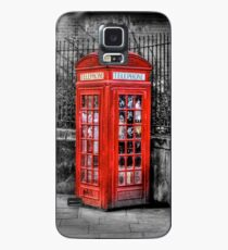 LONDON CALLING Case/Skin for Samsung Galaxy