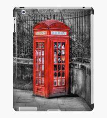 LONDON CALLING iPad Case/Skin