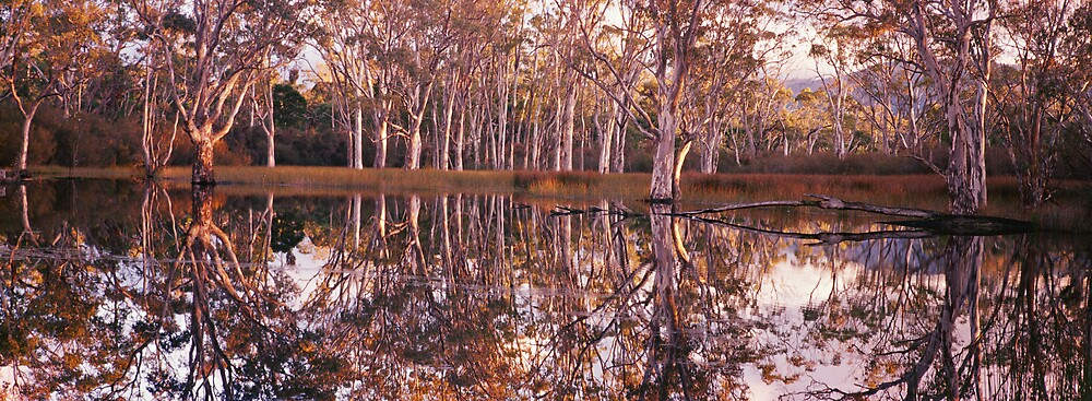 Sheet Water - Grampians - Victoria by James Pierce