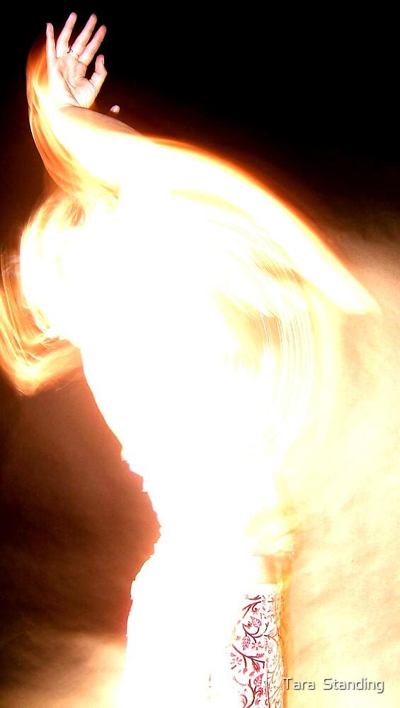 Fire Dance #1 (2006) by Tara  Standing