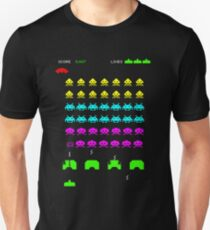 Invaders From Space T-Shirt
