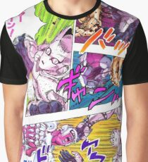 jojo Crazy D vs Killer Queen Graphic T-Shirt