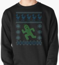 Christmas Cactus Pullover