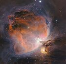 M42 The Orion Nebula by Chuck Manges
