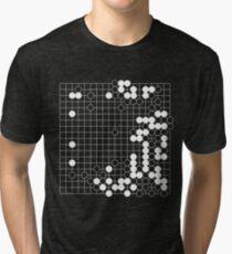 Ear Reddening Game (Dark) Tri-blend T-Shirt