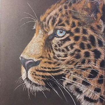 Leopard by termite