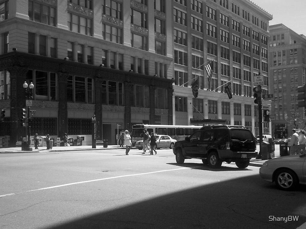 """""""City Streets"""" by ShanyBW"""