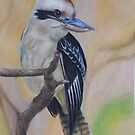 Kookaburra by Leanne Inwood