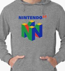 Nintendo 64 logo Lightweight Hoodie