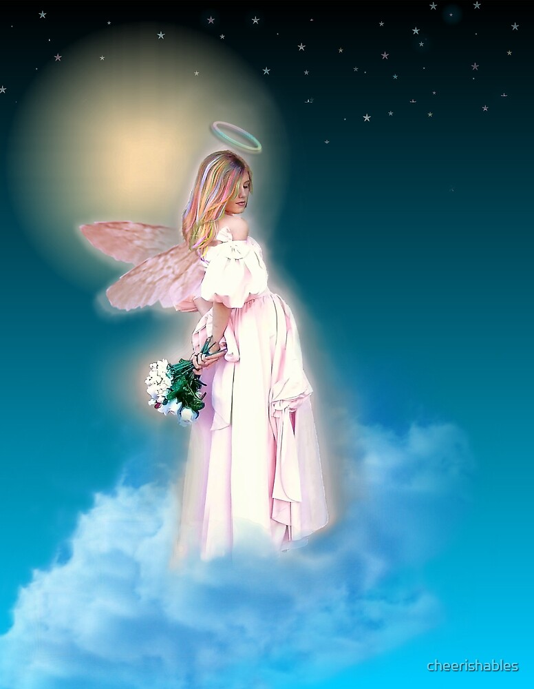 Dream Angel by cheerishables