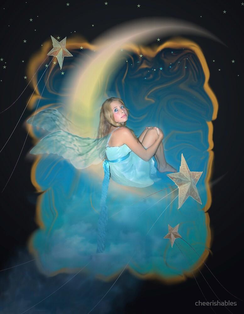 Shooting Stars by cheerishables