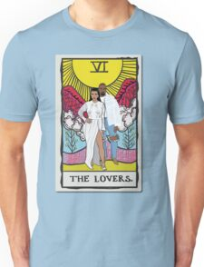 The Lovers | Cassidy Magee Tarot Card Series Unisex T-Shirt