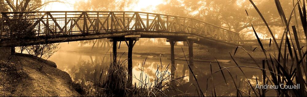 footbridge by Andrew Cowell