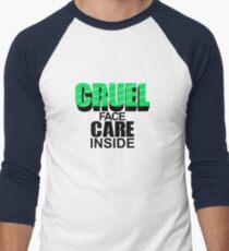 CRUEL FACE CARE INSIDE T-Shirt