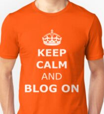 Blog on  T-Shirt