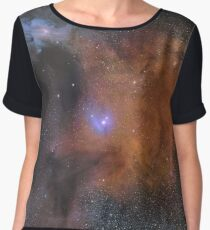 Rho Ophiuchi Women's Chiffon Top
