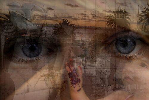 alicias eyes by Randi Wagner