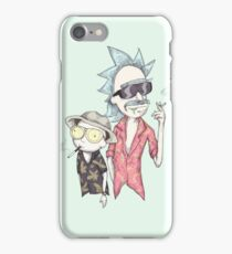 Fear & Loathing in Schwift Vegas iPhone Case/Skin