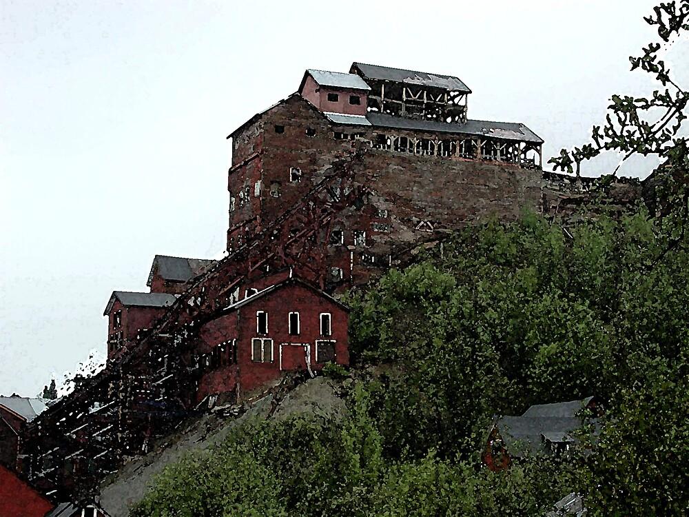 Kennecott Mine, Alaska by SunnyDay