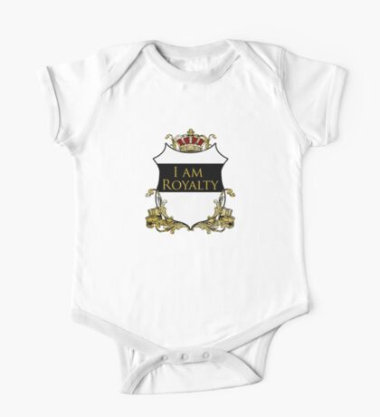 I am Royalty 2 Kids Clothes