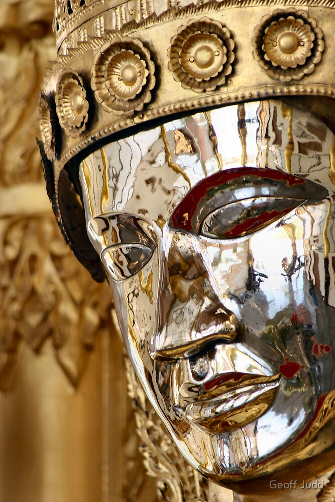 Mask by Geoff Judd