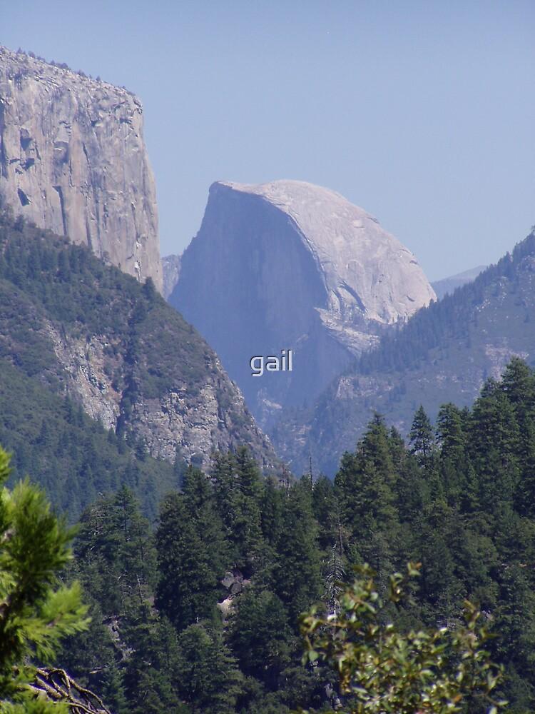 Yosemite by gail
