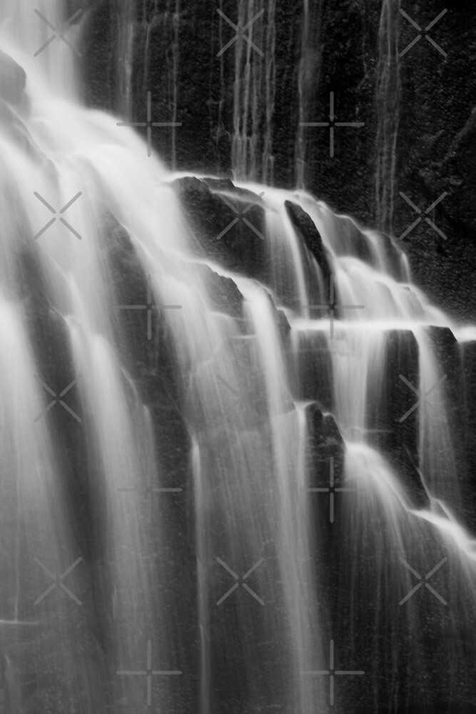 McKensie Falls 1 by Andre Gascoigne