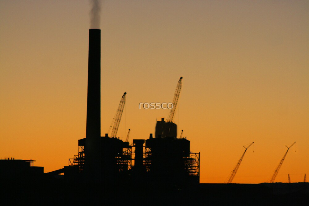 Heavy Industry by rossco