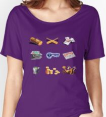 Monkey Island Items Women's Relaxed Fit T-Shirt