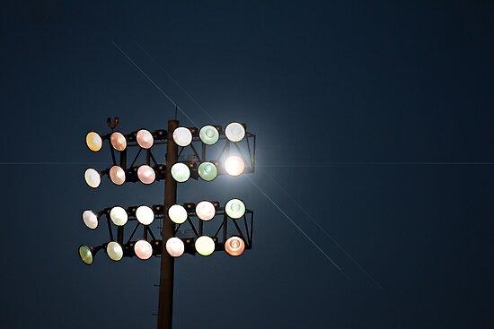 Beneath Friday Night Lights by Trish Mistric