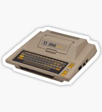 Atari 600 Sticker