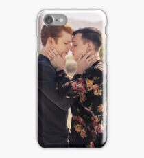 SHAMELESS - GALLAVICH DOES HE GIVE YOU THAT LOOK iPhone Case/Skin