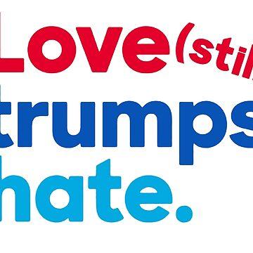 El amor (aún) triunfa sobre el odio. de cjackvony