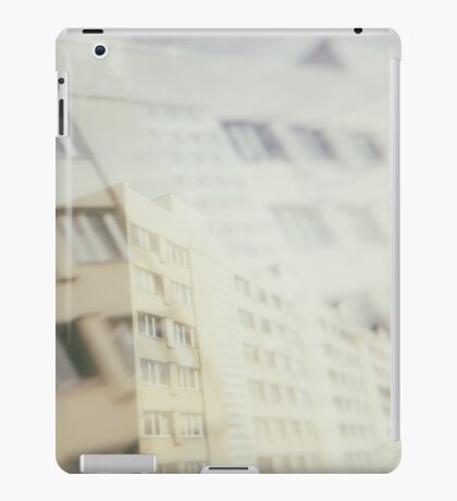 moving poetry - the 6th floor iPad Case/Skin