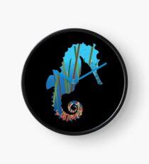 Seahorse Habitat Clock