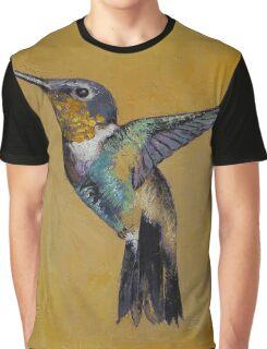 Hummingbird Graphic T-Shirt