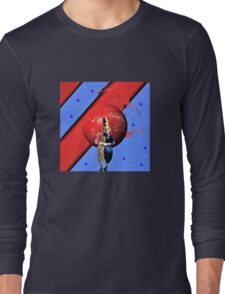 Clowning Around in the States Long Sleeve T-Shirt