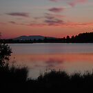 Mt. Susitna - From Lake Hood by SunnyDay