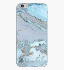 Blue Granite iPhone Case