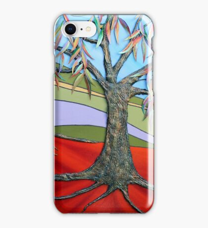 Love, life, growth iPhone Case/Skin