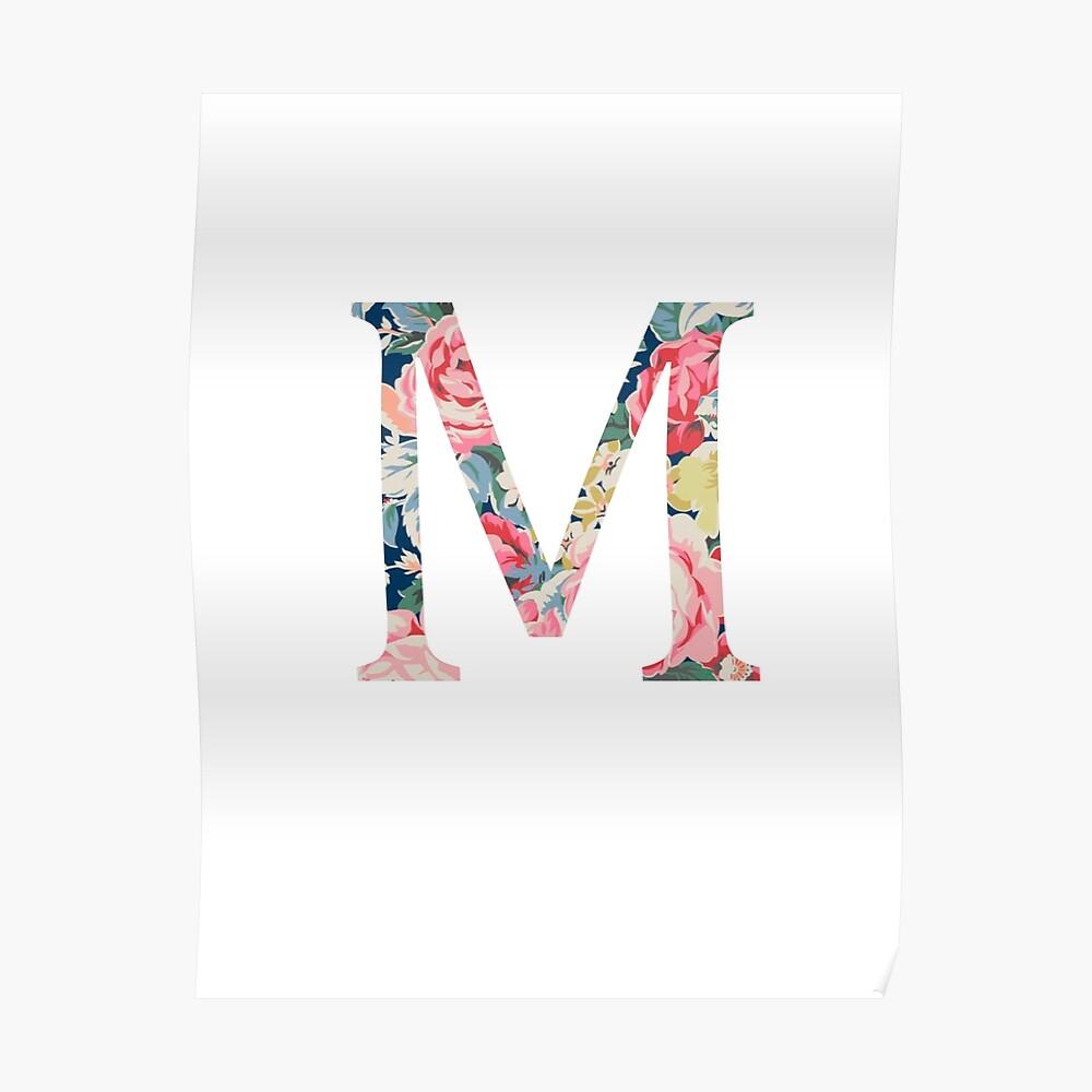 M/Mu Poster